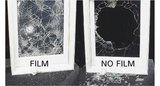 Veiligheidsfolie/spiegelfolie one way (90cm)_