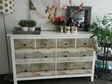 Plakfolie steigerhout planken Woody (45cm)_