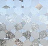 Statisch raamfolie Diamonds (46cm)_