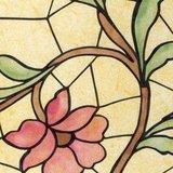 Raamfolie bloem_