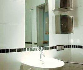 Breed spiegel folie DC-Fix 90cm