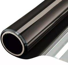 Zonwerend raamfolie voor HR++ glas (steel) (46cm)