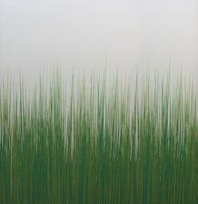 Statisch raamfolie gras (70cm)