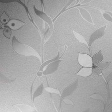 Statisch raamfolie veldbloemen (45cm)