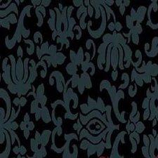 Plakfolie klassieke ornamenten zwart (45cm)