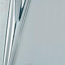 Plakfolie metallic zilver (45cm)