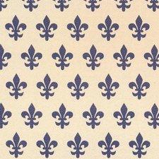 Plakfolie Franse lelie blauw (45cm)