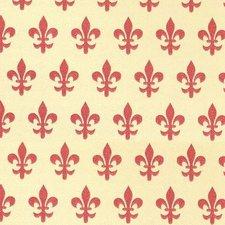 Plakfolie Franse lelie rood (45cm)