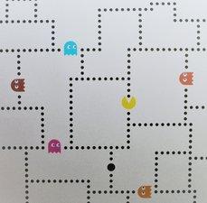 Statisch raamfolie PacMan Arcade Games (70cm)