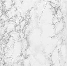 Plakfolie marmer grijs-wit (45cm)