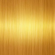 Plakfolie geborsteld goud (45cm)