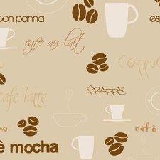 Plakfolie Koffie (45cm)