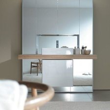 Plakfolie spiegel folie (45cm)