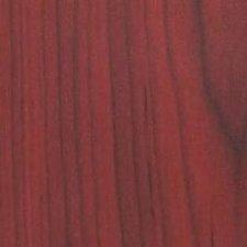 Breed plakfolie hout mahonie donker 90cm