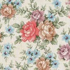 Plakfolie Romantic flower