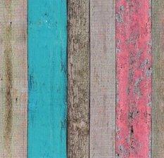 Breed plakfolie sloophouten planken