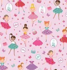 Plakfolie ballerina's