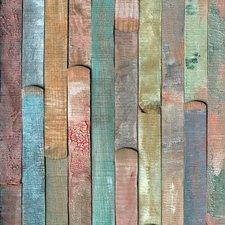 Plakfolie sloophout (steigerhout)