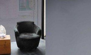 Zonwerende raamfolie statisch 50cm (donkergrijs)