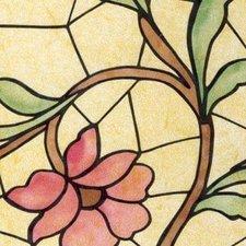 Raamfolie bloem