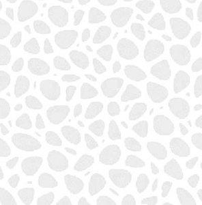 Breed raamfolie IJs schotsen voor HR++ glas